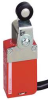 Safety Limit Switch,Mini,Plastic Roller -- XCSM3715L2