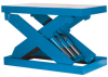 Heavy Duty (HD) Series Single Scissors Lift Tables -- HDVW-1060
