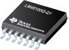LM48100Q-Q1 Mono, 1.3W Audio Power Amplifier with Output Fault Detection and Volume Control -- LM48100QMH/NOPB - Image
