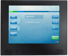 9.7 Inch Touchscreen Monitor with motion sensor -- AMG-09IPGD02T1 -Image