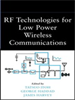 RF Technologies for Low-Power Wireless Communications -- 9780471221647