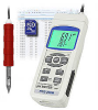 Food pH Meter incl. ISO calibration certificate -- 5856872 -Image