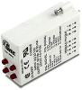 Solid-State Relay Module, Quad, V Input, 10 to 60 VDC Non-Polarized Digital Inputs -- SSR-4-IDC-05NP