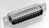 D-Subminiature Connector -- 204502-1