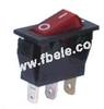 Single-pole Rocker Switch -- IRS-101-2A ON-OFF - Image