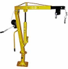 VESTIL Jib Crane with Manual Lift -- 7067600