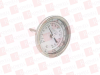 WIKA 30040D006G4 ( THERMOMETER, BIMETAL, 3 INCH DIAL, 4 INCH STEM ) -- View Larger Image