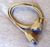 Serial Port Extension Cable -- 19-00011-00 - Image