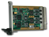 3U cPCI 10/100/1000BT Conduction Cooled Ethernet Switches -- 661x Series