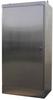 304 Stainless Steel NEMA 12 Free Standing One Door Single Ac -- E5-722430-SS