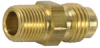 Brass Flare to Male Pipe Half Union -- No. 48