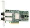 8Gb/s Fibre Channel PCI Express Dual-Channel Host Bus Adapter -- LPe12002 FC -- View Larger Image