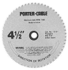 PORTER CABLE 4.5X3/8 Metal Laminates Saw Blade -- Model# 12122