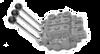 Model RD5300 Mono-Block Valve - 25 GPM