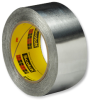 3M 433 High Temp Aluminum Foil Tape Silver 1.5 in x 60 yd Roll -- 433 1 1/2IN X 60YDS -- View Larger Image