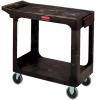 Flat Shelf Cart 38