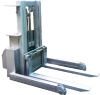 Stainless Steel Tight Turning Ratio Stacker -- View Larger Image
