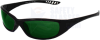 Jackson Hellraiser Safety Glasses with Shade 3 Welding Lens -- 3013859