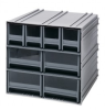 Interlocking Storage Cabinets (QIC Series) - Cabinets - QIC-4244