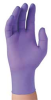 Disposable Gloves,Nitrile,M,Purple,PK100 -- 4KYU8