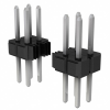 Rectangular Connectors - Headers, Male Pins -- 3M156448-40-ND -Image