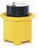 Drum Container Pallet Jack Model without Drain -- DRM706