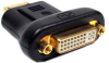 Display Port Male to DVI Female Adapter -- AD-DDMF