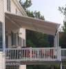 Retractable Shading Structures -- SunStructure Pinnacle