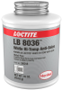 Loctite Paste Anti-Seize Lubricant - 16 oz Can - Formerly Known as Loctite White Hi-Temp Anti-Seize - 34518 -- 079340-34518