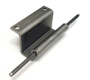 1119GE7PS, Plain Steel Custom Hinge