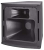 High Power 8 Inch Mid-High Frequency Loudspeaker & Rotatable Horn, 60 x 40 Degree Coverage, Black Finish -- AM6200/64