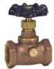 Lead Free* Stop and Waste Valve with Threaded Ends -- LFSWT