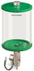 Green Color Key, Clear View Full Flow Electro Dispenser, 1/2 gal Acrylic Reservoir, 120V/60Hz -- B5164-064AB1206GW -- View Larger Image