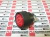 FUJI ELECTRIC AH165-2ZRE ( PILOT LIGHT 16MM RED INCAND FLUSH ROUND 24VDC ) -Image
