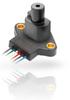 Non-Contact, Linear Contact Angle Position Sensor -- AN9