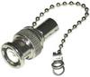 BNC Terminator 50 OHM 1 w/Chain -- 10X1-1C
