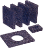 High Density Black Conductive Polyurethane Foam -- CP5000