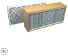 Primary Hepa Filter w/Final 2? Disposable Carbon Filter -- F-984-4A