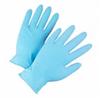 PosiSheild Powder Free Blue Nitrile Disposable Gloves -- 69317 -- View Larger Image