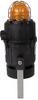 Hazloc Horn and LED Beacon 120V AC -- 855XC-BNA10RL5 -Image