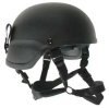 Ballistic Helmet,Black,7 to 8 In -- 13E182