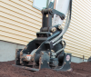 Plate Compactor Attachment - Excavators