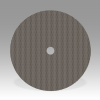 3M 6002J Coated Diamond Hook & Loop Disc - 250 Grit - 5 in Diameter - 1 in Center Hole - 80206 -- 051144-80206 - Image