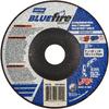 Norton BlueFire INOX/SS ZA Type 27 Grinding and Cutting Wheel -- 66252843194 - Image