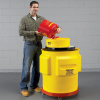 EAGLE Single-Drum Waste Fluid Collection Center -- 7410200