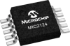 Synchronous Buck Controller w/Adaptive On-Time Control -- MIC2124