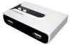 USB 2.0 2-Way Crossover Sharing Switch -- 150432