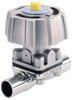 Stainless steel diaphragm valve -- 218599 -Image