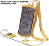 Handheld Temp Calibrator/Thermometer -- CL3512A - Image