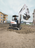 Conventional Tail Swing Compact Excavator -- E32i - Image